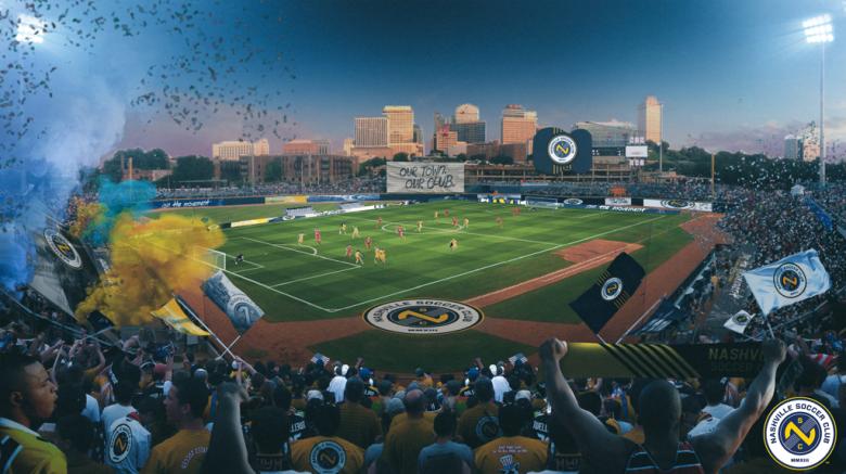Nashville SC schedule First Tennesse Park USL soccer