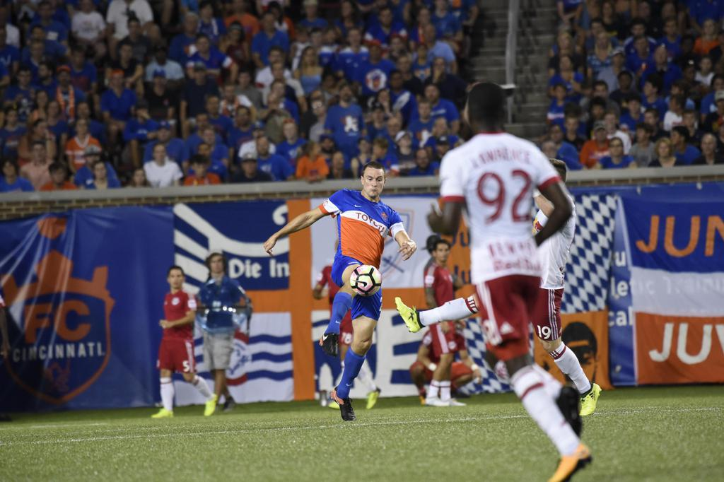 FC Cincinnati New York Red Bulls US Open Cup