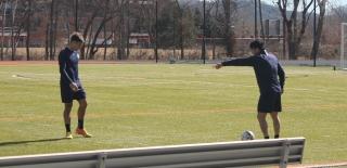 Taylor Washington Kosuke Kimura Nashville SC soccer