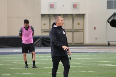 Coach Gary Smith