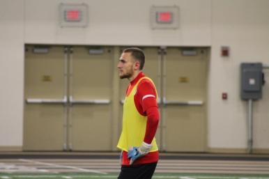 Goalkeeper Danny Vitiello
