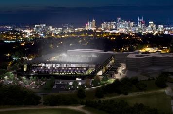 5. South Night View